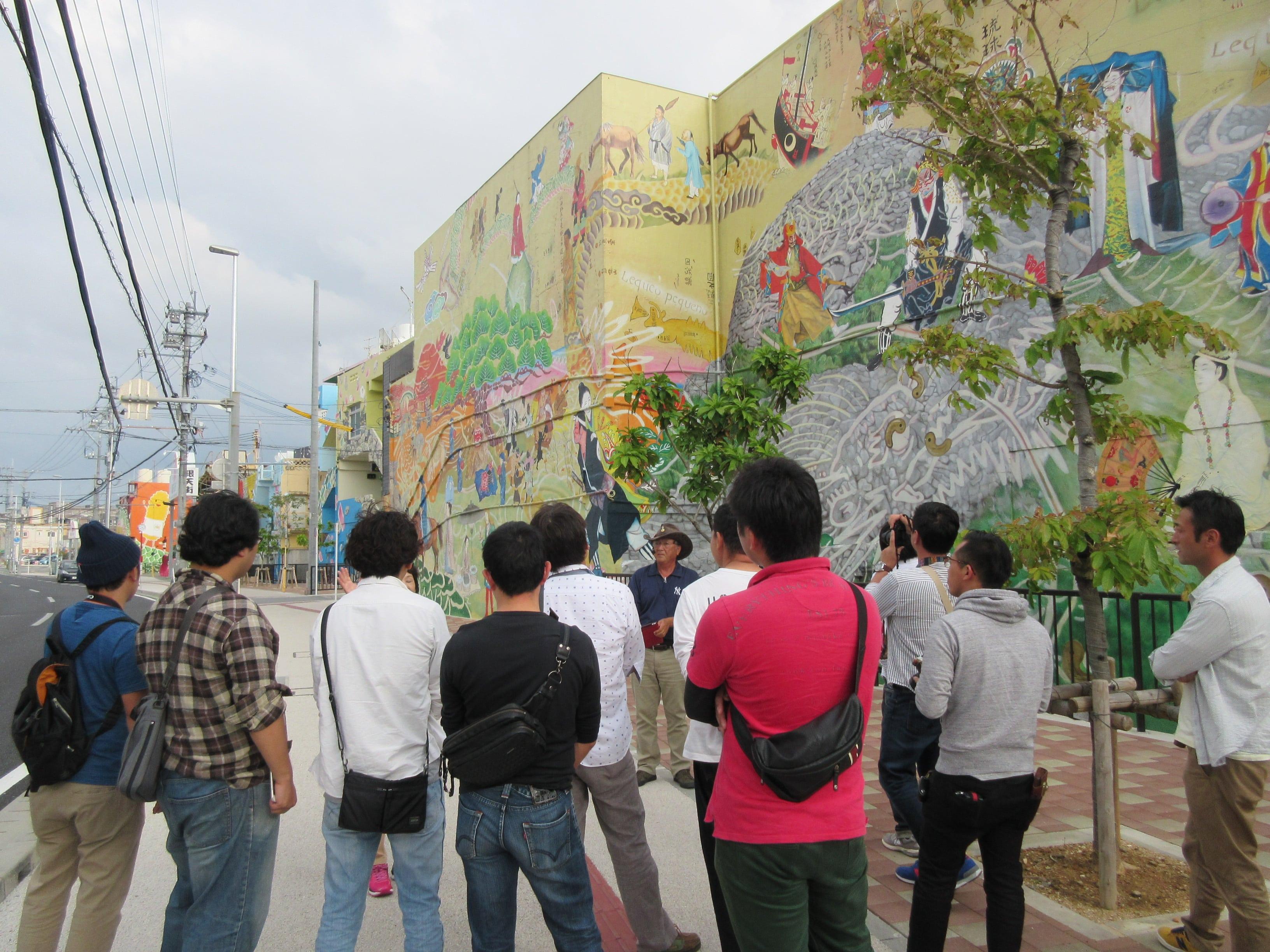コザの琉球王朝物語、越来城を訪ねて